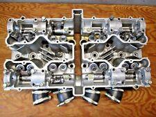 SUZUKI PORTED CYLINDER HEAD VALVES ROCKERS INTAKE BOOTS GS 750 X/E/L 1980-1981