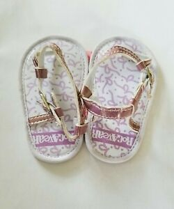 Rocawear Baby Girl Sandals - Size 1