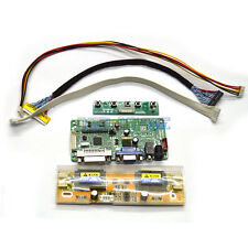 DVI+VGA+Audio LCD Controller Board Kit For 19″ Monitor M190EN04 M190EG02 M190E5