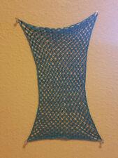 Hermit crabs,reptiles climbing net hand crochet ooak
