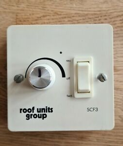 Ceiling fan Controller SCF3 220v 270 watts control up to 3 ceiling fans