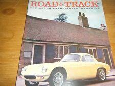 AUSTIN HEALEY SPRITE 1958 FAMOUS US ROAD TEST