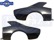 1967 Camaro Full Rear Quarter Panel - Pair LH Left Hand & RH Right Hand Goodmark