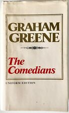 The Comedians - Graham Greene PRISTINE Hardcover First Edition - 1981 Reissue