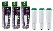 3 x filterlogic compatible filtre à eau pour s' adapter JURA Claris Blanc Cafetière