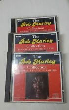 3 CD Set of Bob Marley & the Wailers Collection Volumes 1, 2 & 3 - Excellent