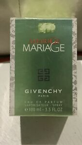 Givenchy Amarige Mariage Woman Perfume 3.4/100 Discontinued Brand-New In A Box