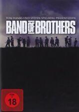 Caja de DVD - Band Of Brothers - 6 Disco Juego - FSK 18 - NUEVO / embalaje