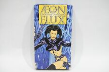 Aeon Flux - Mission Infinite Vhs Mtv Anime 1997 Rare Vintage Free Shipping
