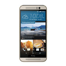 HTC One M9 Silver T-Mobile UNLOCKED Android GSM 4G LTE 20MP Camera Smartphone