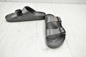 Birkenstock Arizona EVA Sandal - Regular - M 11/EUR 44 - Anthracite NEW