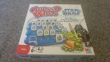 MB Star Wars Guess Who? Game