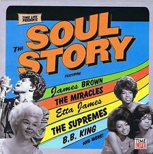 TIME LIFE The Soul Story Volume 4 NEW SEALED 2 CD