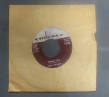 ANDY WILLIAMS LONELY STREET SUMMER LOVE CADENCE RECORDS NEW YORK 45 RPM