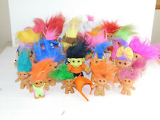 25 Russ Troll Dolls Lot Variety