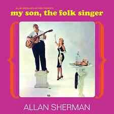 Allan Sherman – My Son, The Folk Singer CD