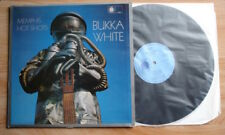 ((BUKKA WHITE MEMPHIS HOT SHOTS LP 1969 UK BLUE HORIZON A1B1 MINT MINUS VINYL))