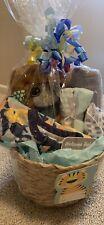 Baby Boy Gift Basket (Baby Shower Gift)