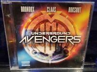 Underground Avengers - Anomaly 88 CD SEALED boondox twiztid claas bukshot UGA
