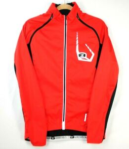 Sugoi Jacket Women's Size Large Full Zip Red
