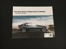 Bmw 5 series Gran Turismo Brochure  (2009)