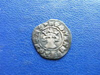 Edward III Halfpenny 1335-43 2nd coinage London 6-pointed star