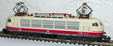 Train électrique - N - MINITRIX -Locomotive DB 103 133-5 Krupp AEG  2157 # T 074