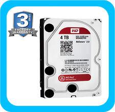 Western Digital WD 4TB Red SATA Internal Desktop NAS Hard Drive HDD WD40EFRX