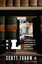 One L: The Turbulent True Story of a First Year at Harvard Law School (Paperback