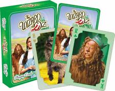WIZARD OF OZ - PLAYING CARD DECK - 52 CARDS NEW - 52701