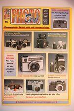 Photo deal photo deal fascículo 16 1/1997 están agotadas alpa, leicaflex, petriflex, Minox