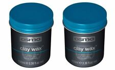 Osmo Clay Hair Wax 100ml x2 SAME DAY DISPATCH OFFICIAL OSMO STOCKISTS
