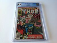 THOR 267 CGC 9.6 WHITE PAGES UNITED NATIONS MIDGARD AND MAYHEM MARVEL COMICS