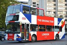 ORIGINAL TOUR, LONDON Bus No.Y544UGC 22nd OCT 2017 6x4 Quality Bus Photo