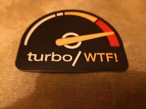 Sticker, turbo, Saab, laptop sticker, Saab Turbo, T16, Saab 900 classic.