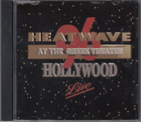 Heatwave : At The Greek Theater Hollywood Live CD FASTPOST