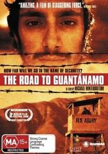 The Road to Guantanamo (DVD, 2007)-free postage