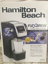 Hamilton Beach FlexBrew Coffee Maker 49979