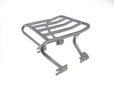 Detachable Solo Luggage Rack - 04+ Harley Davidson Sportster XL    -NEW