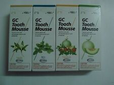 5 X GC Tooth Mousse GC FUJI !!