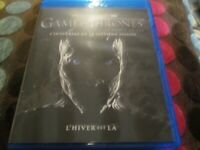 "COFFRET 3 BLU-RAY NEUF ""GAME OF THRONES - SAISON 7"""