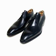 J.M. Weston Derby. Black Calf Leather. Size 10 UK, 44 EU