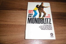 Ian Fleming -- James Bond 007 / MONDBLITZ // phoenix shocker in 1. Auflage 1967