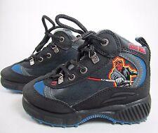 Star Wars Darth Maul Boys 11  black boots Snow Chunky sole Warm
