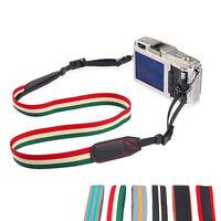 Quick Setup Camera Shoulder Neck Strap Belt Sling for Canon Nikon SLR