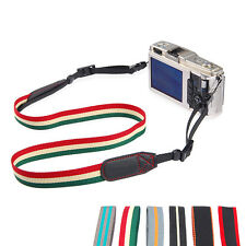 Quick Setup Camera Shoulder Neck Strap Belt Sling for Canon Nikon Sony SLR
