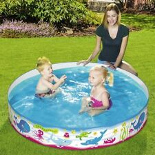 Piscina infantil Bestway fill N' Fun Sparkling sea