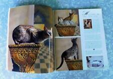 Neiman Marcus Christmas Book 1986 Catalog debut California Spangled Cat breed