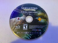 UNCHARTED DRAKE'S FORTUNE (PS3 PlayStation 3) - DISC ONLY