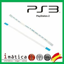 CABLE FLEX ENCENDIDO PS3 SLIM 3000 ON / OFF POWER RESET RIBBON PLAYSTATION 3